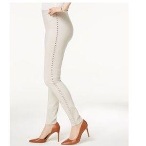 INC International Concepts Gray Studded Pants